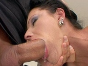Busty bitch in anal screwing