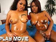 Horny amanda and her big tit babe share a cock in these hot 3some vids